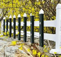 温江区定制U型小区草坪护栏公园栅栏市政弯头别墅喷塑草坪护栏
