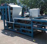 河道淤泥脱水机品质保障  压滤设备定制  供应带式污泥脱水机