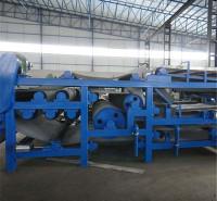 河道淤泥脱水机销售商  压滤设备定制  带式污泥压滤机