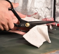 批发服装剪缝纫剪   家用裁布剪刀9.5寸布剪子   服装剪