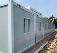 可移动打包箱房 可定制打包箱房 建筑住人打包箱房 金科 制作安装