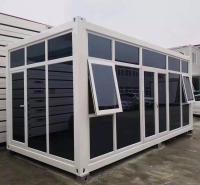 打包箱房设计制造安装 打包箱房屋生产 带窗户打包箱房 金科 销售厂家