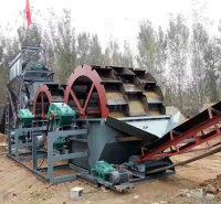 沙场工地用 采沙场洗沙设备 山东移动制砂机厂家