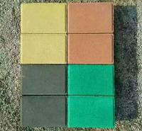 透水路面砖 荷兰砖 寿光彩砖 金路通