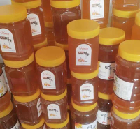 瓶装蜂蜜 香气淡雅 辽宁蜂蜜销售渠道