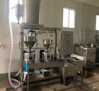 三联磨浆机供应商 新款豆腐机 小型豆制品加工设备