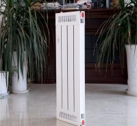 铜铝复合暖气片外形美观  防熏墙散热器  壁挂式散热器厂家供应