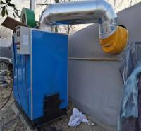 厂家定制30万大卡育雏热风炉 温室大棚热风炉 加温取暖 型号齐全