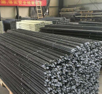 新疆玻璃钢锚杆供应厂家 博朋中空玻璃钢锚杆