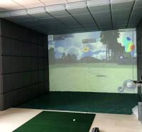 迈哈沃室内高尔夫 杭州室内高尔夫练习器具安装