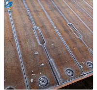 南钢容器板Q245R Q345R 16MnDR 09MnNiDR SA516GR70钢板切割下料