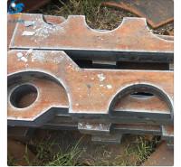 标之龙高强度钢板Q890D中厚板按图等离子火焰切割整板批发