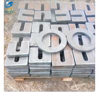 标之龙高强度钢板A514GRF中厚板来图定尺切割带质保书