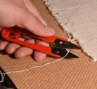 工厂用服装裁剪小剪刀  裁布剪布面料剪刀 裁布刀服装裁缝剪生产厂家
