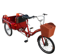 HDLX-01款休闲三轮车 休闲三轮车生产厂家 宏迪厂家批售