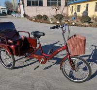 HDLX-01款休闲三轮车 老年代步车报价 宏迪厂家批售