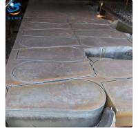美标低温容器板SA516Gr60/65/70按图切割超宽超厚钢板零割做封头