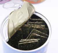 芝麻海苔夹心脆 夹心海苔供应 海苔小零食开罐即食