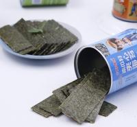 多味海苔 42克小桶装 南瓜籽夹心海苔供货商