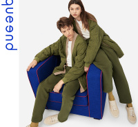 淳度情侣睡衣冬季2020新款流行加厚家居服女士可外穿休闲男居家服宅家必备