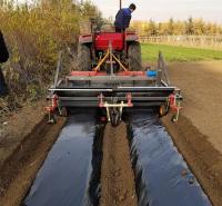 起垄覆膜机  潍坊蔬菜起垄覆膜机厂家出售  施肥均匀 大小量克迪奥和