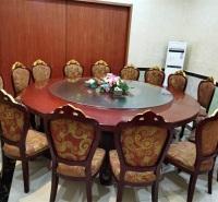 酒店桌椅饭店餐桌    合肥高价回收可上门