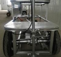 山东鸡鸭舍大棚巡视车  电动三轮观察车批发  型号齐全的电动三轮观察车