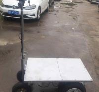 青州鸡鸭舍巡视观察车厂家 养殖场用电动观察三轮车  鸡舍巡逻车价格