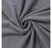 PLA不褪色玉米纤维服装面料  短纤汗布系列布料