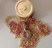 防爆倒链-铜手拉链-铜链子-锃盛铝铜手拉葫芦