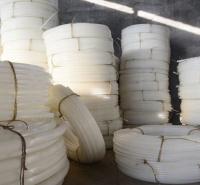 聚乙烯塑料管 定制直供厂家 青州金恒 白色PE硬管