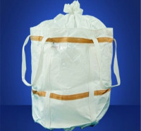 大量散装盐运输专用集装袋 集装袋批发价格 吨包