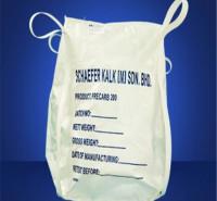 化肥原料运输专用吨袋 吨袋批发价格 内拉筋吨袋