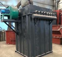 锅炉袋式除尘器价钱 建冶<em>机械工业</em>锅炉除尘器双电机产量高