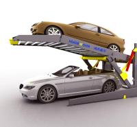 PJS简易升降式立体车库,厂家直销鸿杰威尔品牌报价,品牌报价