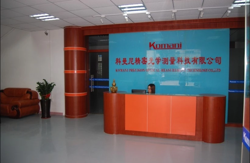 东莞科曼尼精密光学测量科技有限公司