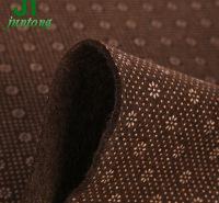 供应批发防滑点塑无纺布 滴塑印花底布 防滑点塑无纺布