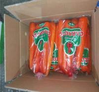 袋装胡萝卜优惠口感好 嘎嘣脆胡萝卜来电洽谈