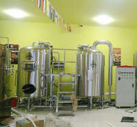不锈钢家用啤酒设备 南阳商用啤酒设备厂家 食品级标准使用放心