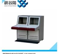 琴式操作台 琴台监控台 琴台液晶屏台 琴式控制 台双联单联 琴台