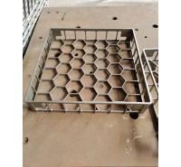 厂家供应 耐热钢铸件 热处理料盘 热处理料框