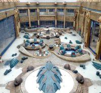 亚克力鱼缸 大型主题公园海洋馆鱼缸 造景水族馆工程设计