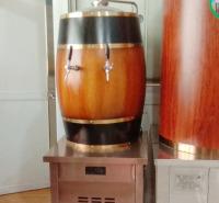 经济实用 全自动啤酒罐装机 发酵啤酒使用售酒使用