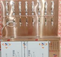 不锈钢啤酒设备 精酿设备 大、中、小型啤酒厂、餐厅精酿项目