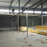 河南冷库安装 食品厂速冻冷库 进口压缩机组 节能省电