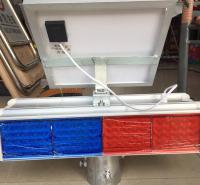 太阳能led爆闪灯 车用太阳能爆闪灯 量大从优 厂家直销