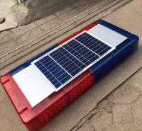 汽车太阳能爆闪灯 太阳能红蓝爆闪灯 多种型号 支持定制