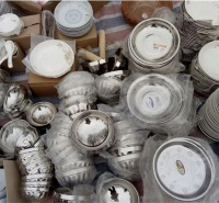 回收旧锅碗瓢盆厨具 合肥上门量大可议