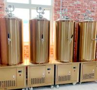 小型精酿啤酒设备 选澳德啤酒设备