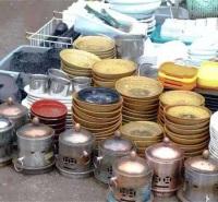 酒店锅碗瓢盆  安徽废旧厨具上门回收